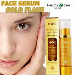 Face Serum Gold Flake