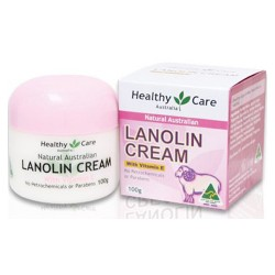 Kem nhau thai cừu, Vitamin E Lanolin Cream With Vitamin E 100g, Úc