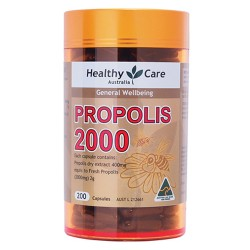 Keo Ong Health Care Propolis 2000mg 200 viên